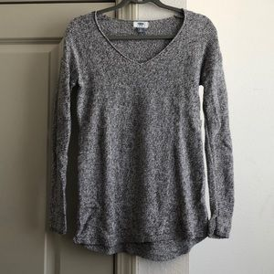 Marked Grey Sweater